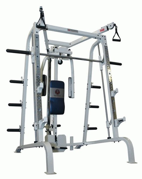 Marcy ivanko md smith machine package