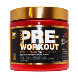 BSc Gold Label KOS Pre-Workout