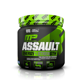 MusclePharm Assault - 30 Serve