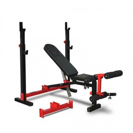 Bodyworx C520OSB Foldable Olympic/Standard Bench