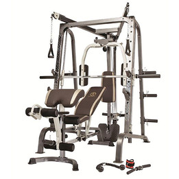 Marcy Ivanko MD9010g Smith Machine