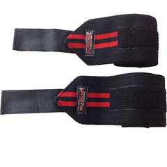 Support Plus Wrist Wraps (Wrist Loop Start) Outbak Bodysports