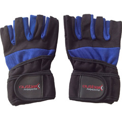 Outbak Bodybuilder Gym Gloves