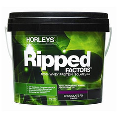 Horleys Ripped Factors Protein
