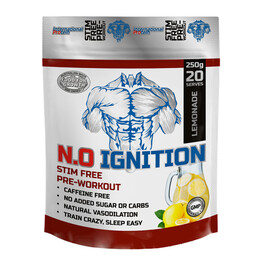 International Protein N.O Ignition