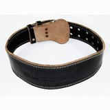 Outbak Leather Weight Training Belt