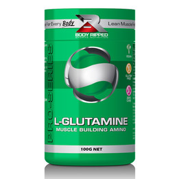 Body Ripped L-Glutamine