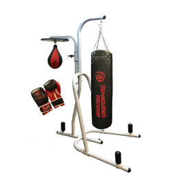 Revolution Fitness Boxing Package - Stand, Bag, Mitts & Speedball