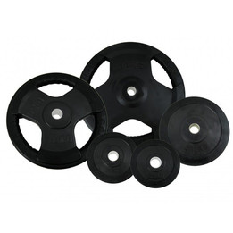 Rubber Coated Standard Weight Plate