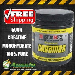MuscleMax CreaMax Creatine Monohydrate