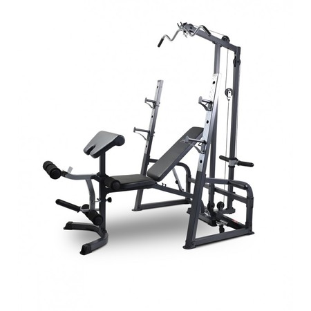 Bodyworx Lx1000pr Power Rack Bench Combo