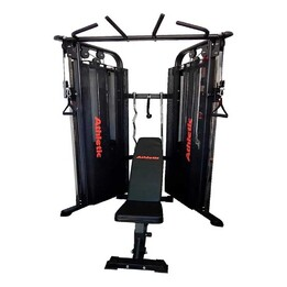 Athletic 2100MS Functional Trainer & Bench Package