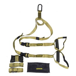Commando Suspension Training Straps