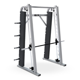 First class smith machines for heavy duty weight training